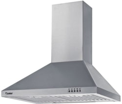 Prestige DKH 600 CS Wall Mounted Chimney (Silver 760 CMH)
