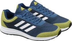 ADIDAS ADISTARK 1.0 Running Shoes For Men(Blue, Green)