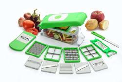 Palak Easy To Use Fruit & Vegetable Cutter - Chopper, Dicer,Grater, Slicer