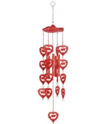 Indigo Creatives Plastic Valentine Roses Red