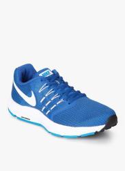 Run Swift Blue Running Shoes