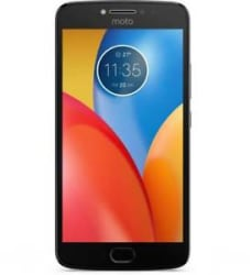 Moto E4 Plus Iron Grey 32GB 4G -Certified Refurbished -Acceptable Condition