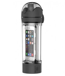 Connectwide Multipurpose Travel I-Bottles For ( Mobile Phone + Storage + Water)