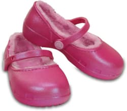 Crocs Girls Slip-on Clogs (Pink)