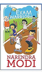 Exam Warriors (English) - by Narendra Modi