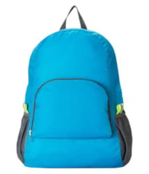 Multicoloured Foldable Backpack Lightweight Waterproof Travel Backpack School bag college backpack