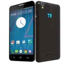 (Refurbished) Yu Yureka AO5510 2GB/16GB Black + 3 Months Seller Warranty