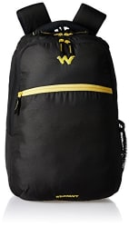 Wildcraft 21 Ltrs Black Laptop Backpack (AM LBP2)