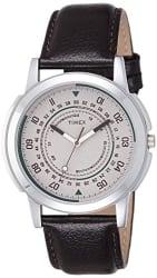 Timex Analog Off-White Dial Men s Watch - TW00ZR145