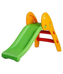 Play Zone Multicolor Slides With Ladder