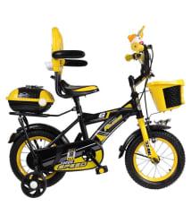 HLX-NMC 12 BOWTIE Black Kids Cycle Road bike Kids Bicycle