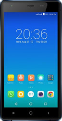 Micromax Canvas 5 Lite Q462 (Slate Grey)