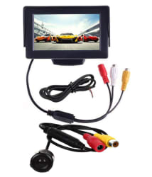 Autoparx 4.3 Inch TFT Car LCD Monitor Camera Only - LCD Display