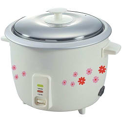 Varshine Digi-Maxx Heavy Duty 1.8 L Rice Cooker with Multiuse R-6