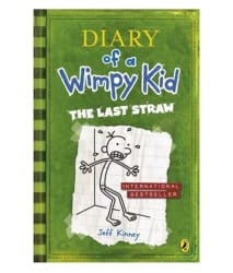 Diary Of A Wimpy Kid The Last Straw Paperback (English) 2012