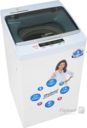Intex 6 kg Fully Automatic Top Load Washing Machine Grey (WMA62)