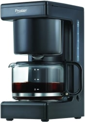 Prestige Electric drip PCMD 1.0 4 cups Coffee Maker (Black)