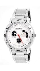 Swiss Force CHRONOGRAPH PATTERN ANALOG WATCH - For Men