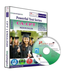 Printable study material and topic wise, mock tests for CPT Target english for complete exam preparation and sure shot results!