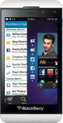 Blackberry Z10 White, 8 GB - 3G - Certified Refurbished - Acceptable Condition