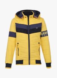 Yellow Winter Jacket