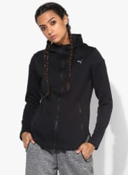 Nocturnal Training Black Sweat Jacket