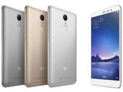 Xiaomi Redmi Note 3 - 32GB 3GB Ram - 16MP - Manufacturer Refurbished -Mix Colour