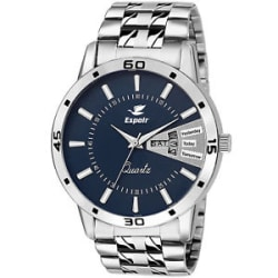 Espoir Analogue Day & Date Blue Dial Men s Watch-Sam0507