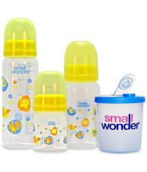 Small Wonder Bottles - Set of 4