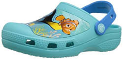 crocs Kids Unisex Cc Finding Dory Pool Clogs