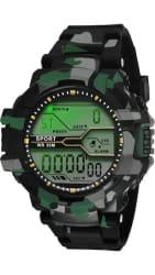 Swisstyle SS-LED001-GRE-BLK Watch - For Men & Women
