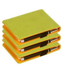 Sukeshcraft Green Note Pad - Pack of 3