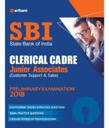 SBI Clerical Cadre Junior Associates Preliminary Examination 2018