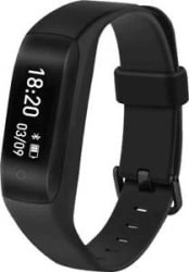 Lenovo HW01 Smart Band with Heart Rate Monitor (Black) Refurbished