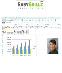 Learn Excel 2007 Advanced Online Certification Course from Worlds Top Expert 37 Lecture with 04 Hours Duration by EasySkillz