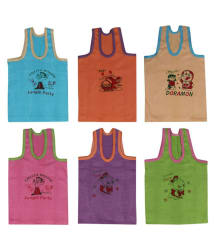 Beunew vest for kids(Pack of six)