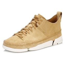 Clarks Men s Trigenic Flex Nylon Designer Sneakers