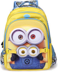 Despicable Me by Dave with Mask School Bag 18 inches 8901736120128 School Bag (Multicolour, 18 inch)
