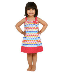 Beebay Multicolor Cotton Dress
