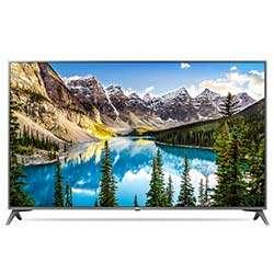 LG 139 cm (55 inch) 4K Ultra HD TV (55UJ632T, Black)