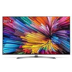 LG 49UJ752T 124cm (49inch) Ultra HD 4K Smart LED TV (2017 Edition)