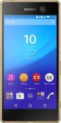 Sony Xperia M5 Dual Gold 16 GB - 4G - Certified Refurbished -Good Condition