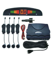 Impact Car Reverse Black Sensors Sensor Only - LED Display