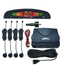 Impact Car Reverse Sensors (Set of 4) & LED Display