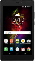 Alcatel PIXI 4 16 GB 7 inch with Wi-Fi+4G Tablet (Volcano Black)