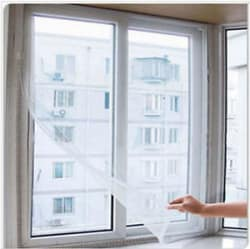 newAnti Insect Fly Bug Mosquito Door Window Curtain mosquito net 7F/25f valcro