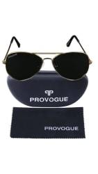 Imported Provogue Aviator Unisex Sunglass (Medium Size)