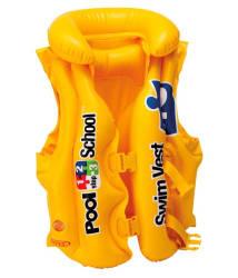 Intex Inflatable Pool School Swim Jacket