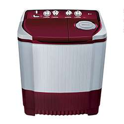 LG 7kg P8073R3FA Top Loading Washing Machine (Burgundy)