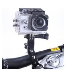 Waterproof Sports DV Action Car Bike Camera Full HD 1080P Bicycle Helmet.